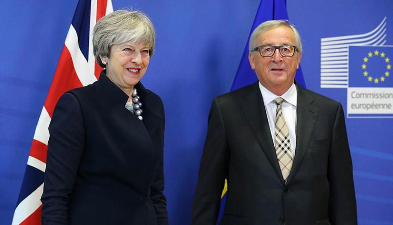 被自己人「打臉」 英國首相把愛爾蘭邊境問題談崩了