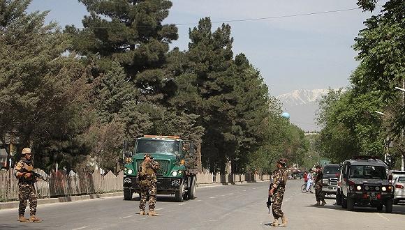 阿富汗首都連環爆炸已致70人死傷 ISIS宣布負責