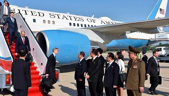 美國務卿:如朝鮮棄核美將解除經濟制裁 並提供安全保證