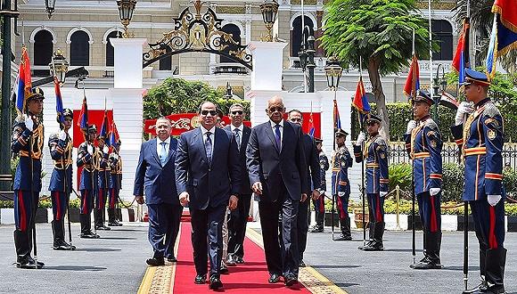 塞西開啟第二個總統任期 埃及政治強人如何回應質疑?