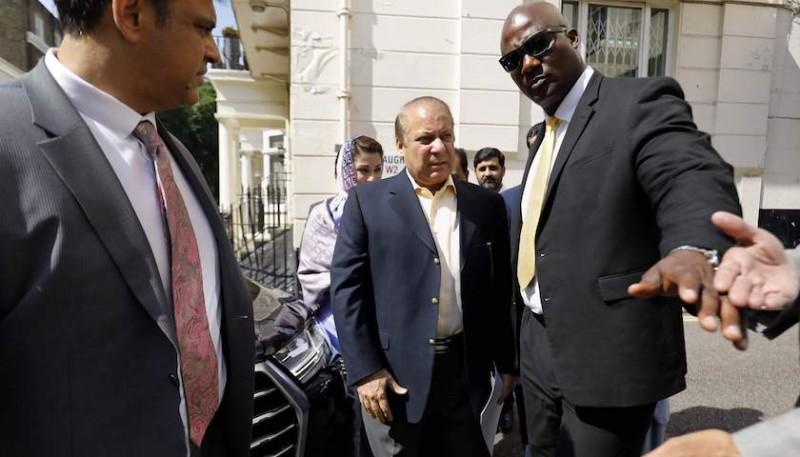 巴基斯坦前總理謝里夫獲判10年 政治生涯徹底終結