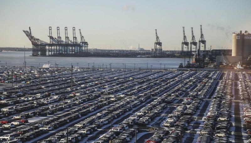 美國10月貿易赤字創十年新高,對華貿易逆差激增7.1%