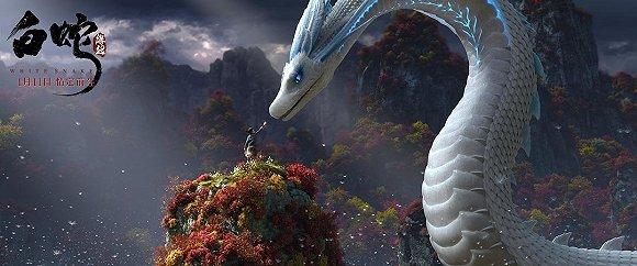 【個人意見】《白蛇:緣起》:當白娘子愛上「許宣」