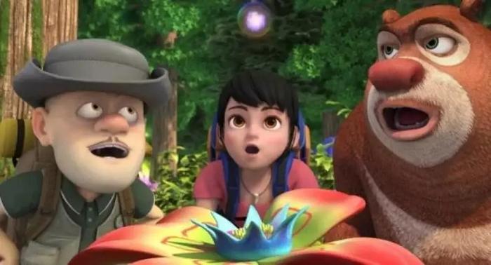 國產少兒動畫累計播放量排行榜出爐,《熊出沒》霸榜
