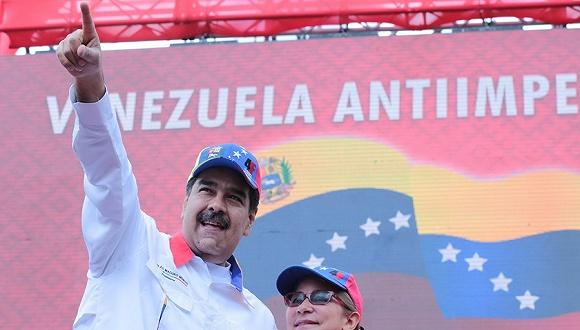委內瑞拉總統下令民兵擴員百萬,兼顧國防和生產