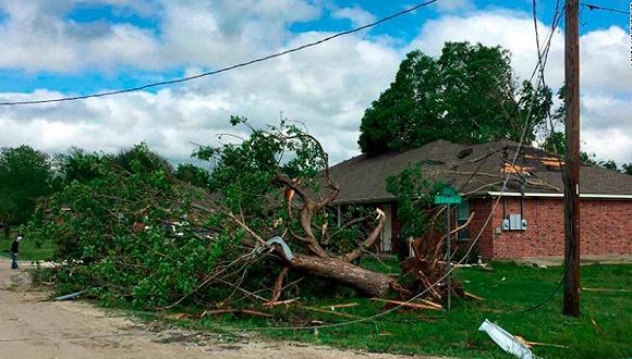 美南部強風暴已致八人死亡,九千萬人受威脅伍茲倉促加冕