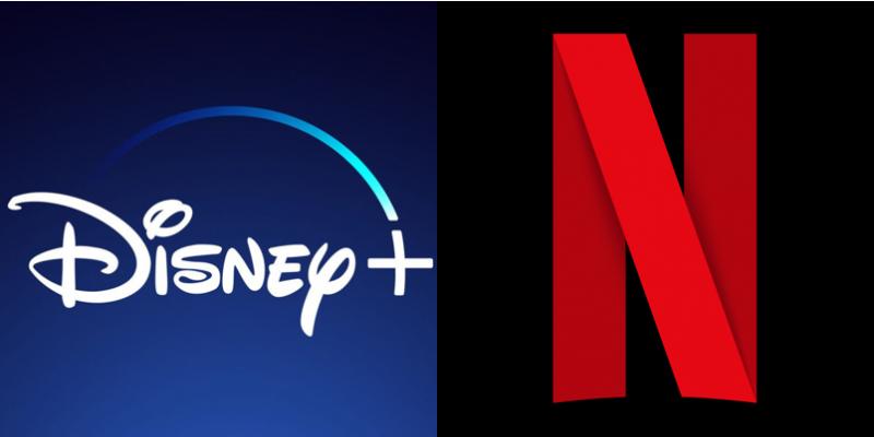 流媒體戰爭:Disney向左,Netflix向右