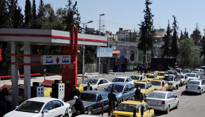 多地鬧「油荒」民眾叫苦不迭,敘利亞政府面臨西方「經濟戰爭」