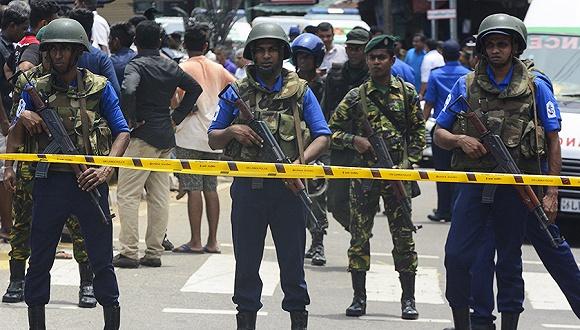 斯里蘭卡首都附近發生爆炸,暫無人員傷亡
