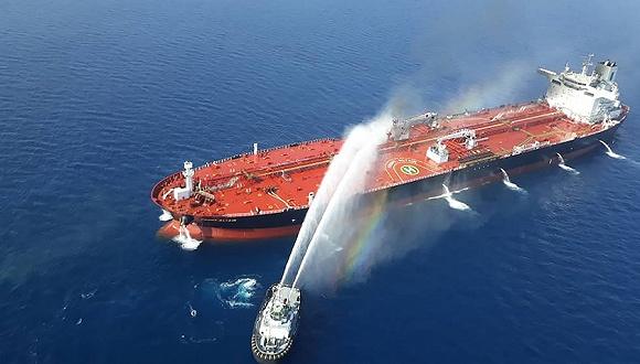 油輪遇襲前伊朗曾向美無人機發射導彈,美國施壓會強迫伊朗坐上談判桌?
