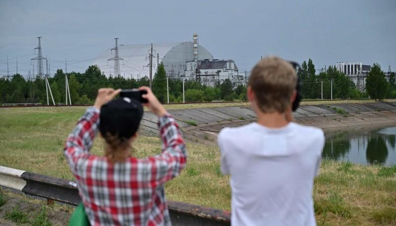 改善遊客體驗,烏克蘭總統宣布出台切爾諾貝利旅遊開發計劃