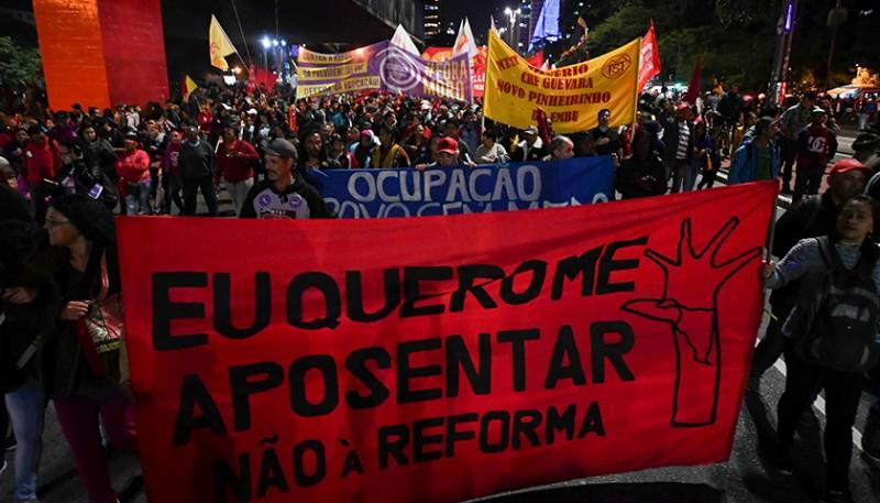 世界最慷慨養老金制度將縮水,巴西養老金改革立法闖過關鍵投票
