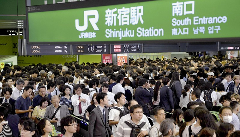 虹吸加速、外國人存在感提高,東京坐穩全球人口最大城市