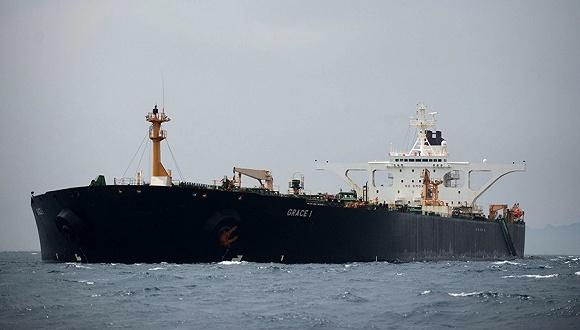 英國伊朗為油輪事件打嘴仗時,美國悄悄將伊外長從制裁名單中劃去