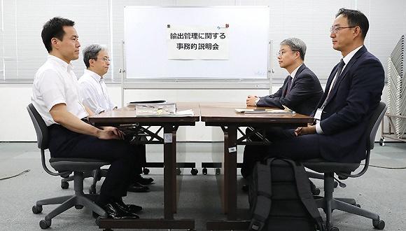 日韓磋商會上兩國官員連手都不握:美國不想管,俄羅斯看見商機