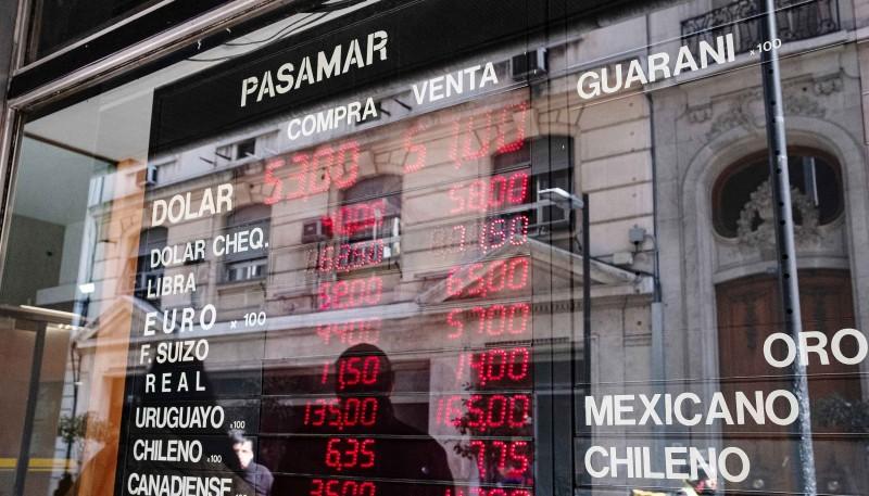 阿根廷國家風險指數創10年來新高,最糟情況將至還是市場反應過度?