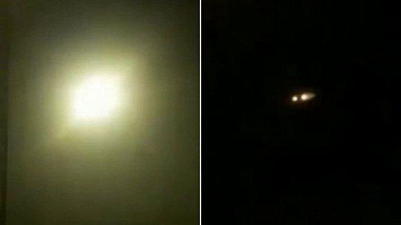 CNN、紐約時報獲得視頻顯示,疑似有導彈擊中了伊朗上空飛行物