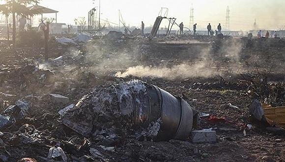 美媒解析「導彈擊中烏航客機」視頻,伊朗:這是心理戰