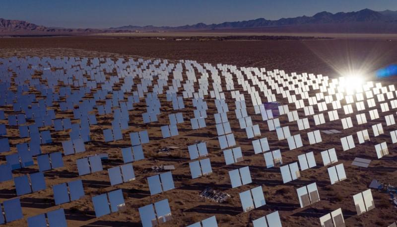 拜登政府希望2050年太陽能提供美國45%電能,但得闖過這三關